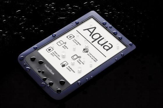 Czytnik PocketBook Aqua