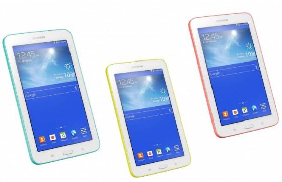 Samsung Galaxy Tab 3 Lite kolory 1