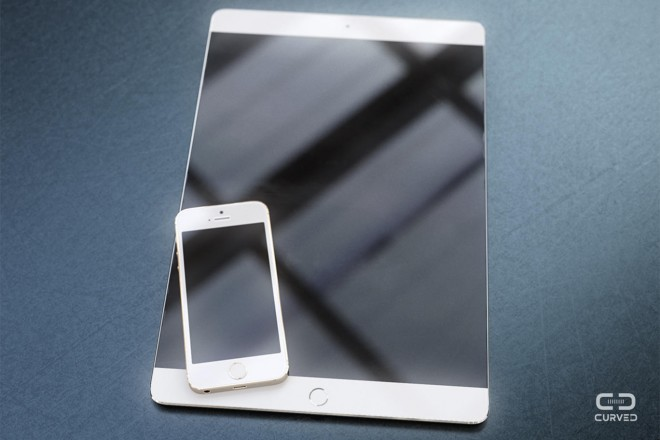 iPad Pro - wizualizacja
