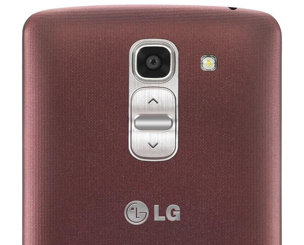 Czerwony LG G Pro 2