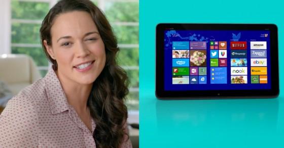 Reklama Windows 8