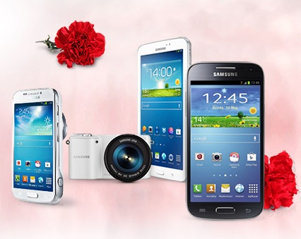 Promocja Samsung na Dzień Kobiet
