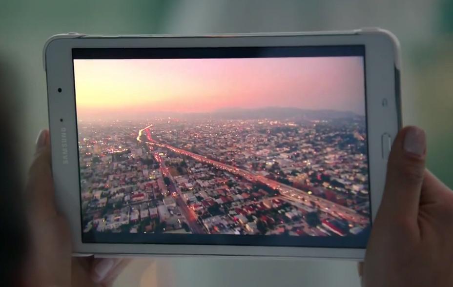 Wideo Samsung Galaxy PRO