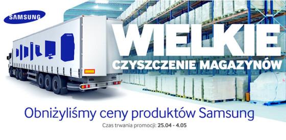 Promocja - Samsung