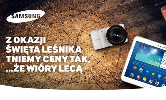 Samsung - święto leśnika