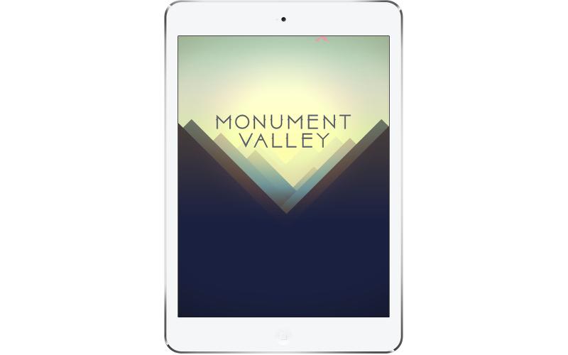 Gra Monument Valley