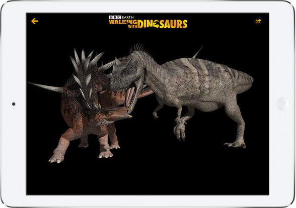 Walking with Dinosaurs: Inside their World