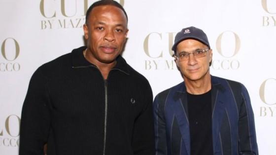 Jimmy Iovine i Dr Dre