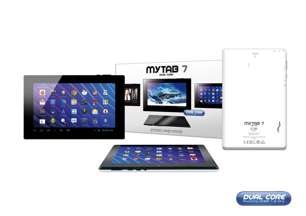 "myTab 7"" Dual Core"