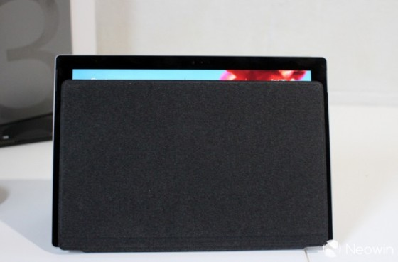 Surface Pro 3 z Type Cover