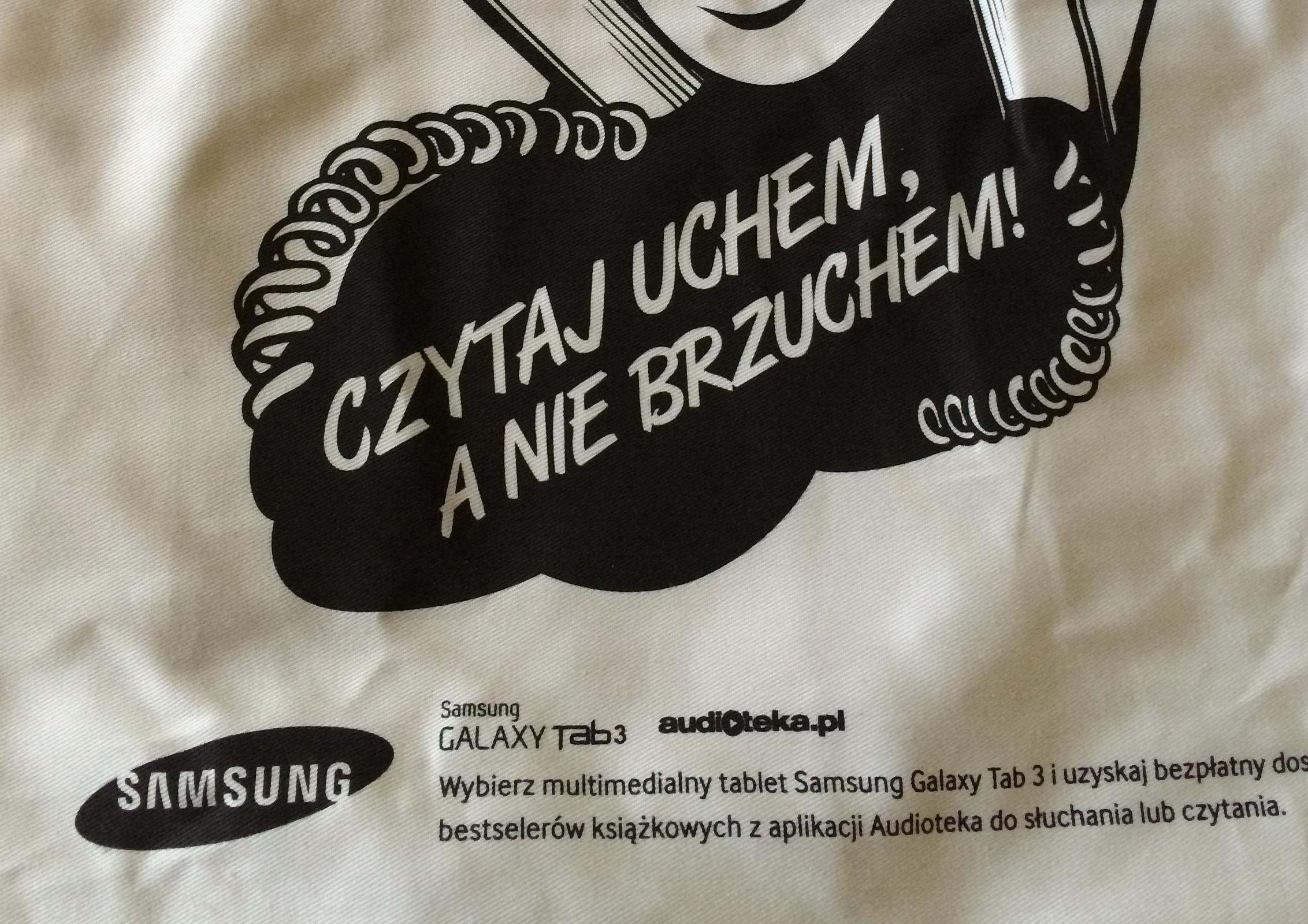 Samsung Audioteka - promocja