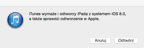 Instalacja iOS 8 beta