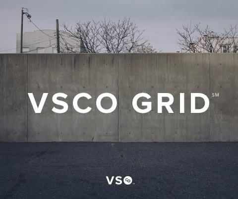 VSCO GRID