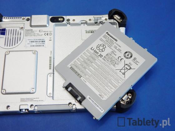 Panasonic Toughpad FZ G1 11