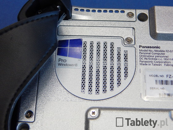 Panasonic Toughpad FZ G1 12