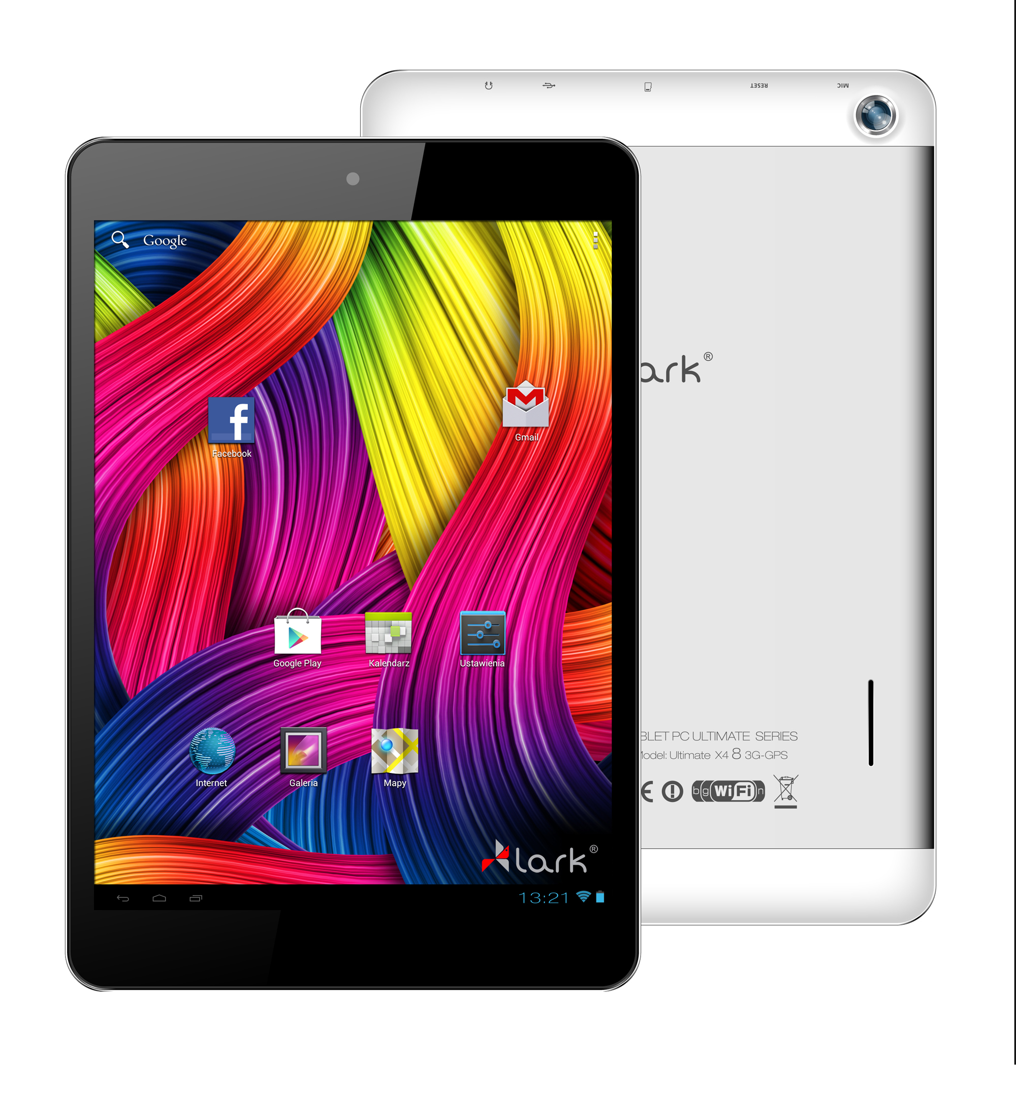 Tablet Lark Ultimate X4 8 3G Za 549 Zlotych Co W Zamian