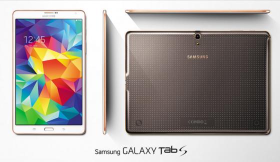 Samsung Galaxy TabS S