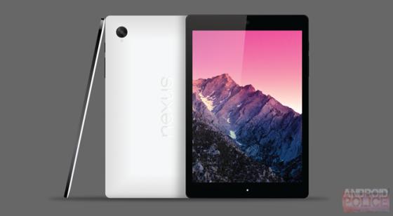 Nexus 9 HTC Volantis