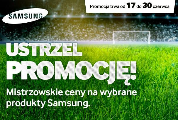 Promocja na tablety Samsung