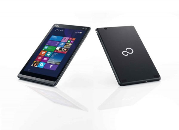 Tablet Fujitsu ARROWS Tab Q335/K