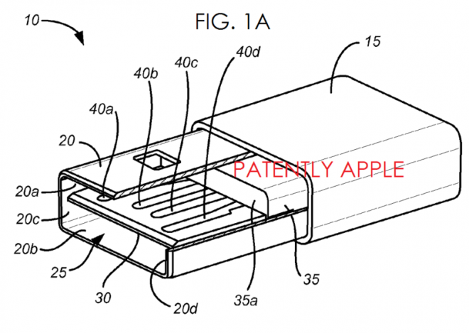Apple USB patent