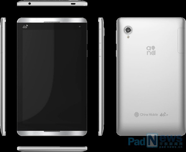 Tablet P711