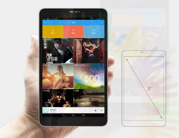 Tablet Colorfly G808 3G