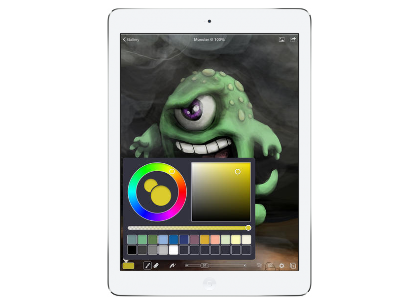 Aplikacja Paint