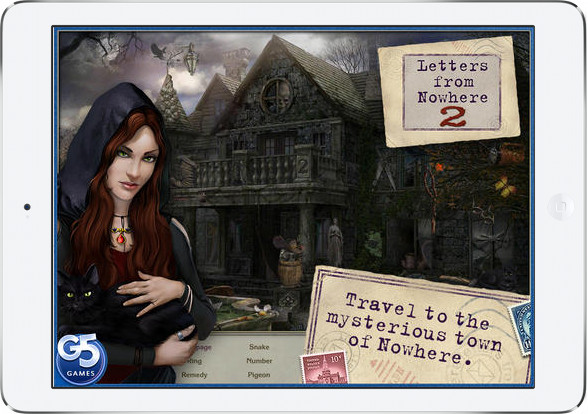 Letters from Nowhere 2 HD