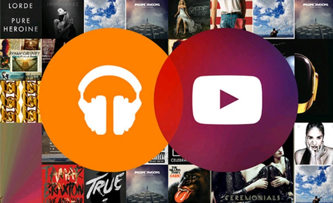 YouTube Music Key Muzyka Google Play