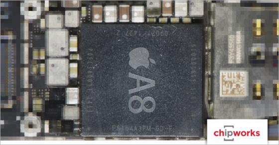 SoC Apple A8