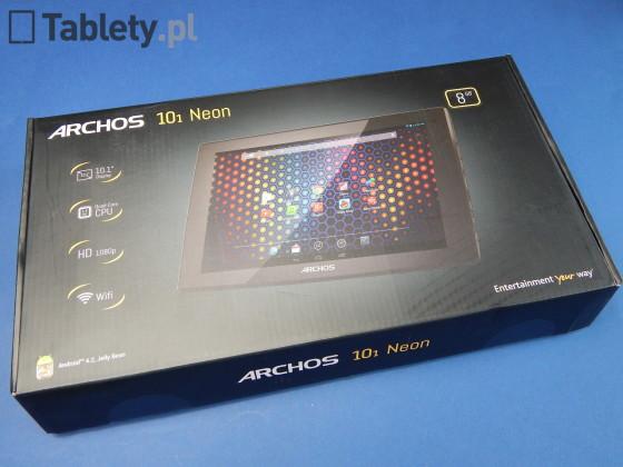 ARCHOS 101 Neon 01