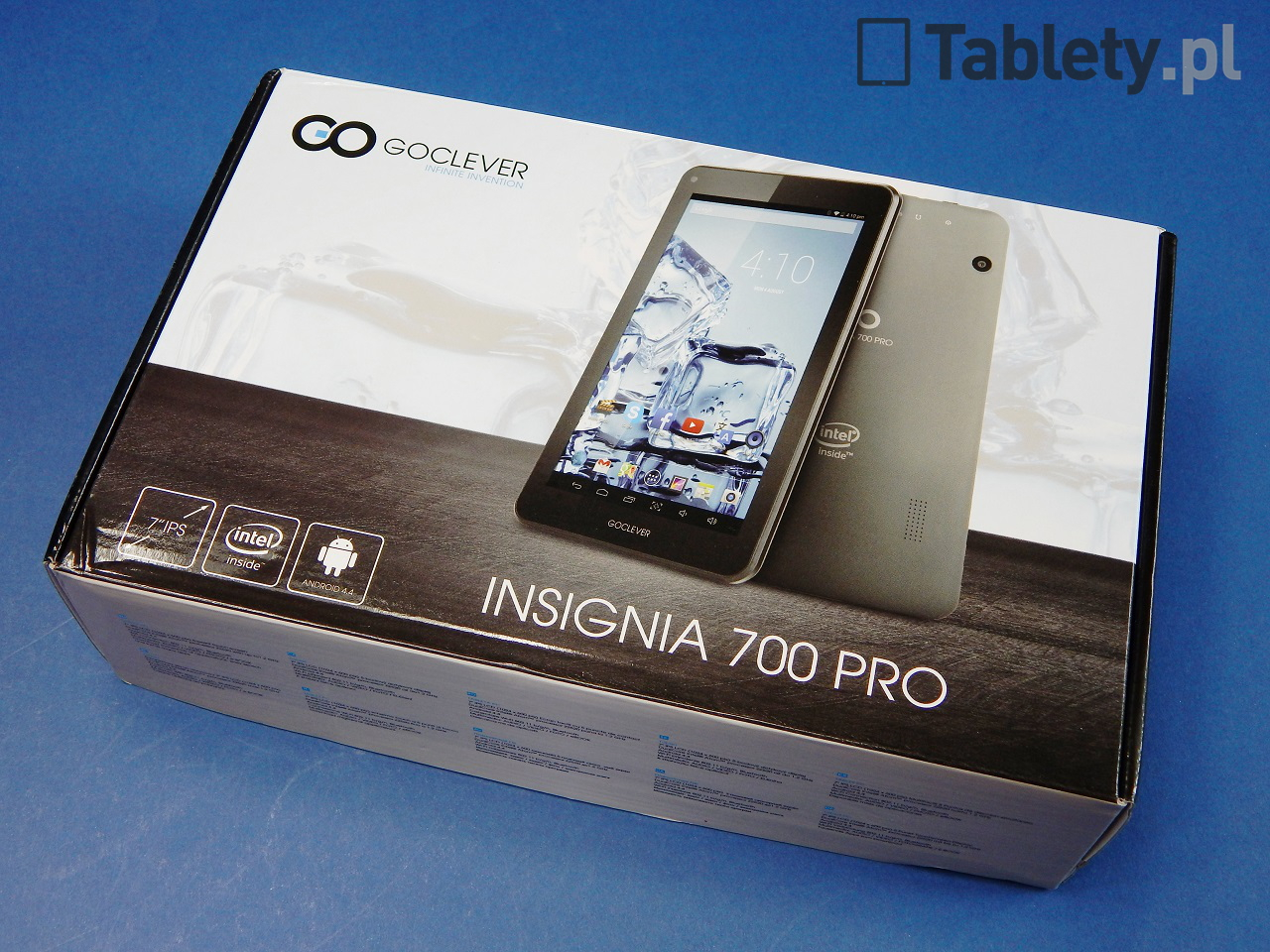 Goclever Insignia 700 Pro 01