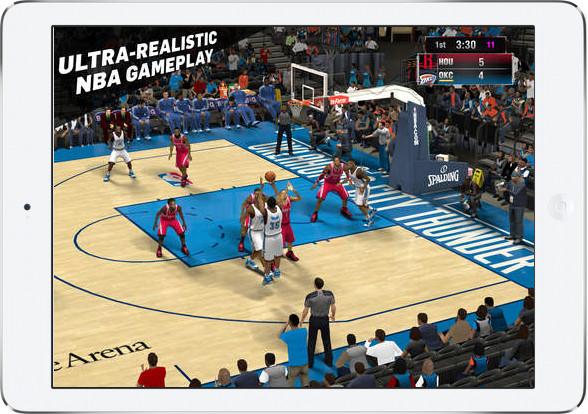 Gra NBA 2K15