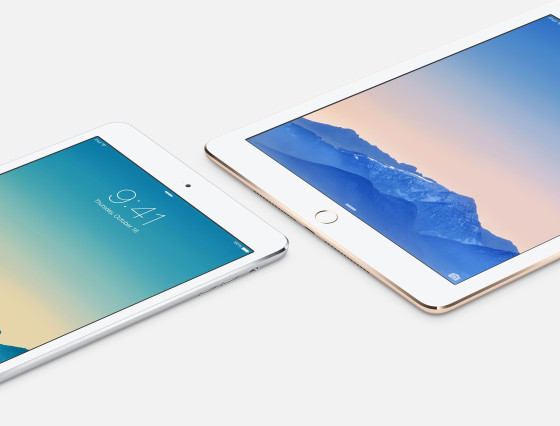 iPad Air 2 vs iPad mini 3, iPad Air 2 , iPad mini 3