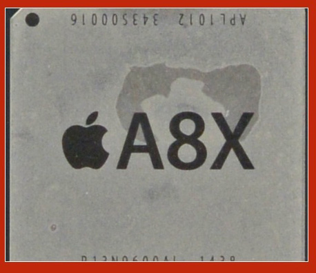SoC Apple A8X