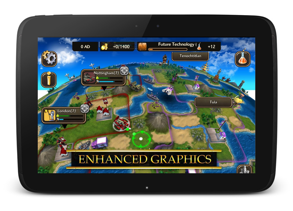 Gra Civilization Revolution 2