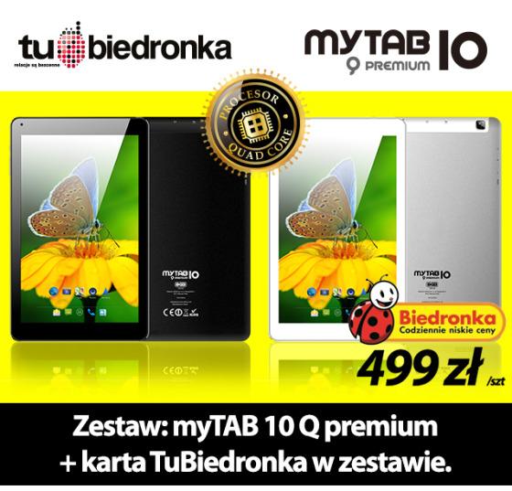myTAB 10 Q-Premium
