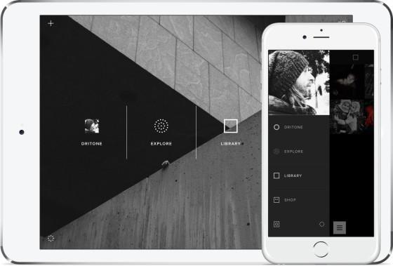 VSCO Cam na iPada