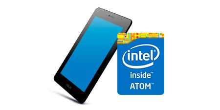 Intel Atom tablet