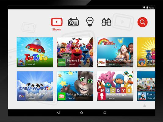 YouTube for Kids