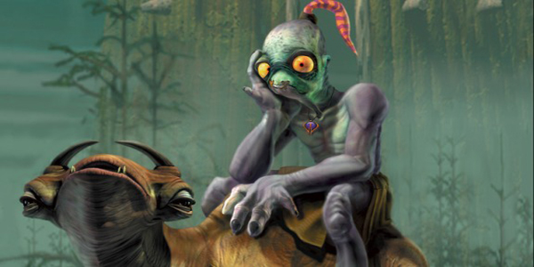 Oddworld Abe's Oddysee New N' Tasty