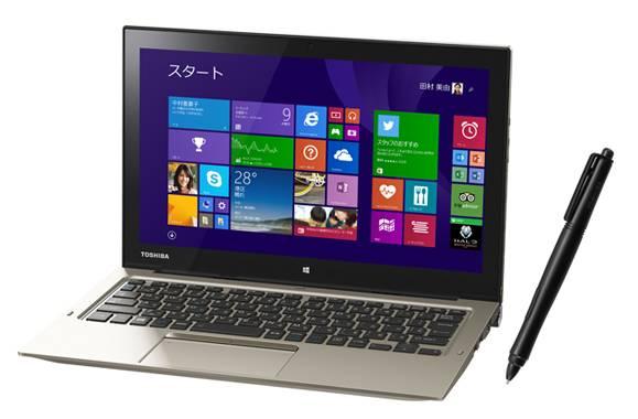 Toshiba Dynabook R82