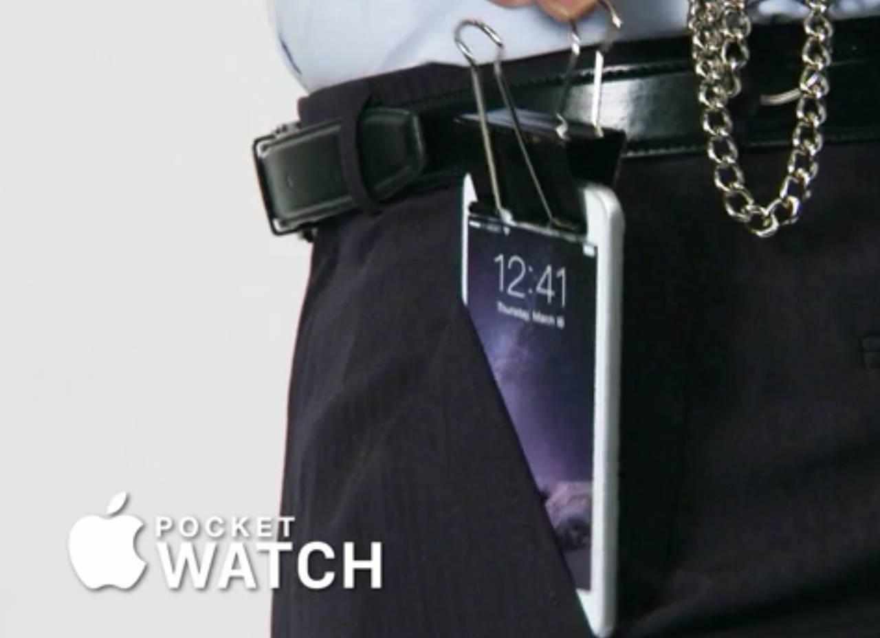 Apple Pocketwatch