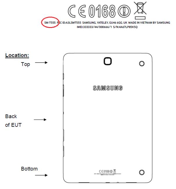 Samsung SM-T555