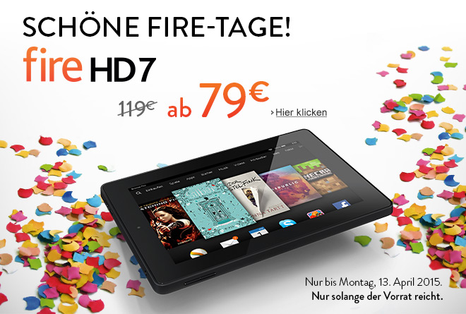 Amazon Kindle Fire HD7