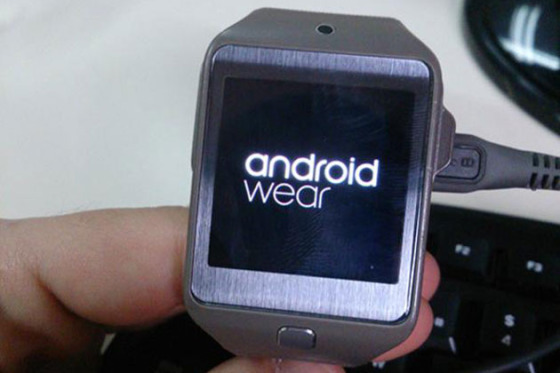 Android Wear Samsung Gear
