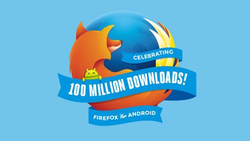 Firefox na Androida