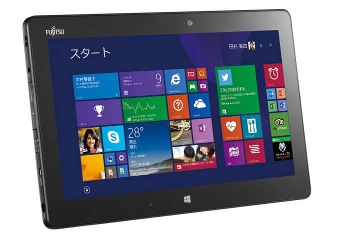 Fujitsu Arrows Tab Q665