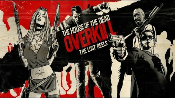 House of the Dead Overkill LR